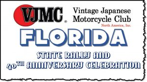 VJMC Florida Rally and 40th Anniversary Celebration @ Holiday Inn Express