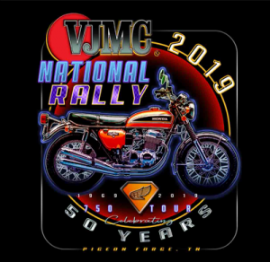 2019 VJMC National Rally @ Smokey Mountain Conference Center | Pigeon Forge | Tennessee | United States