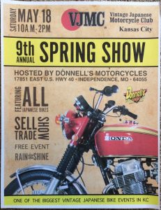 9th. Annual Spring Show at Donnell's Motorcycles @ 9th. Annual Spring Show at Donnell's Motorcycles |  |  |