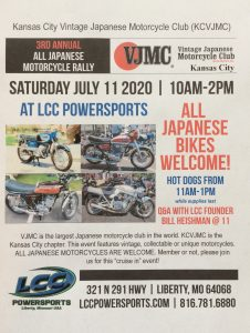 3 Rd. Annual AllJapanese Motorcycle Rally @ 3 Rd. Annual All Japanese Motorcycle Rally |  |  |