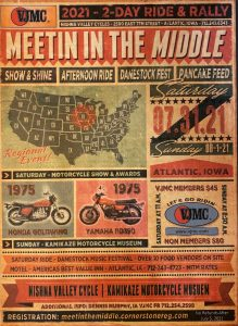Meetin In The Middle @ Motorcycle Show and Rally        